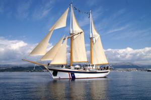 """Školski brod """"Kraljica mora"""""""