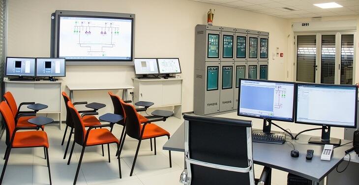 Učionica simulator stroja
